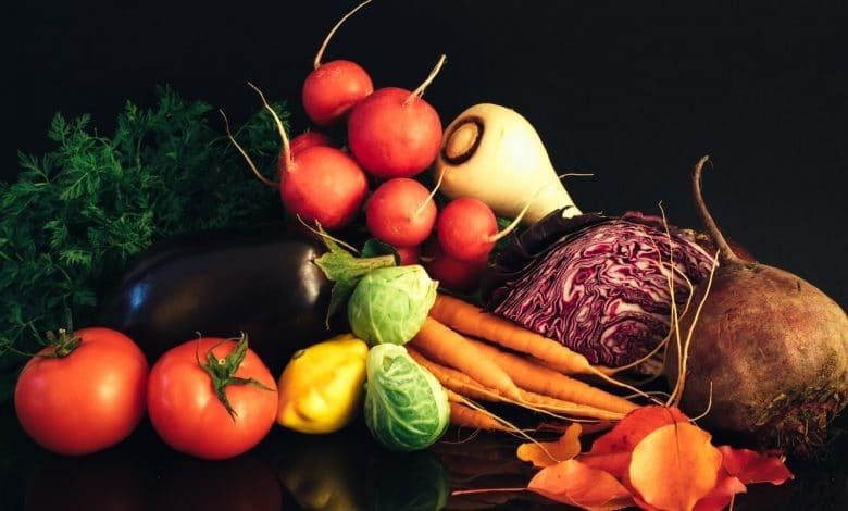 الخضروات التي تأكلها القطط